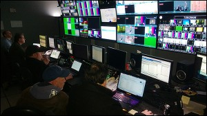A Typical Master Control Center